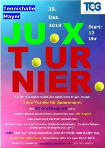 JUX-Turnier 2018