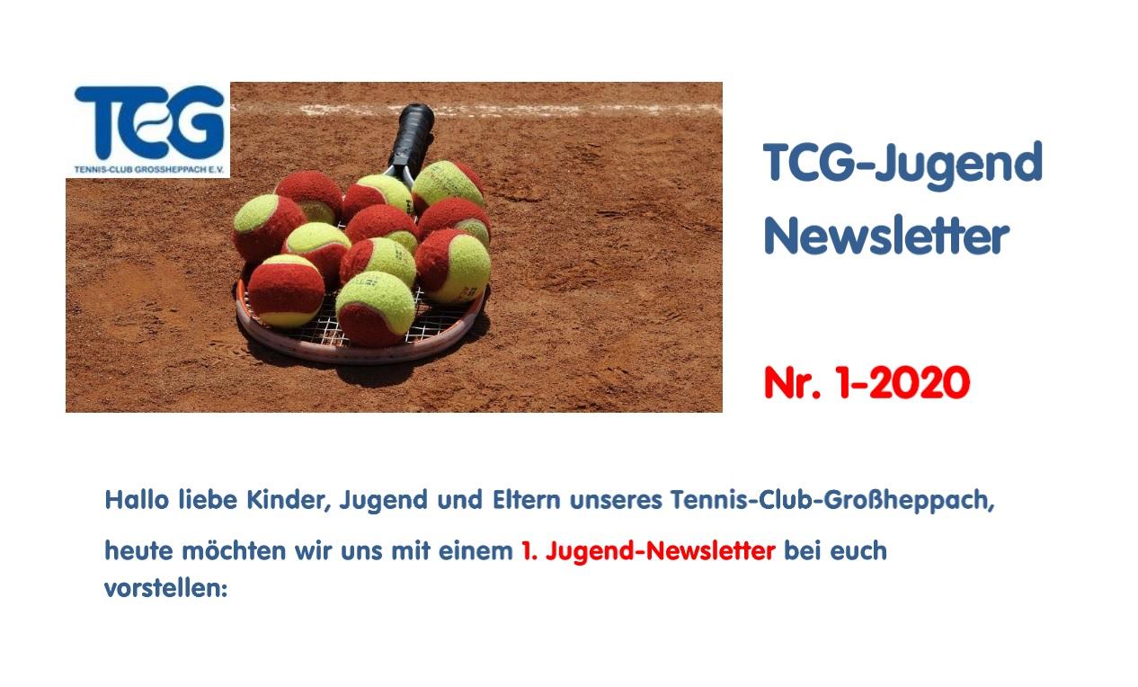 Jugend Newsletter