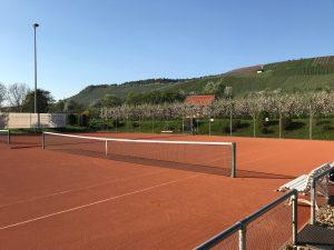 TCG Tennisanlage