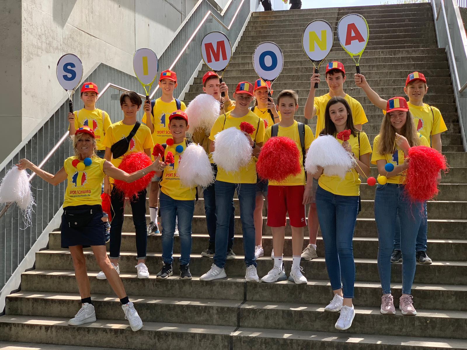 Rückblick: Jugend beim Porsche Tennis Grand Prix 2019